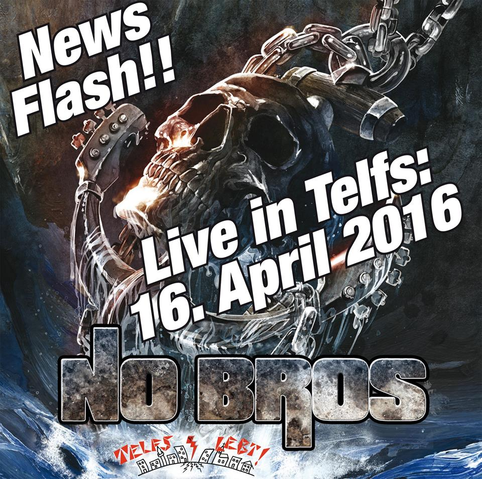 No Bros Telfs April 2016
