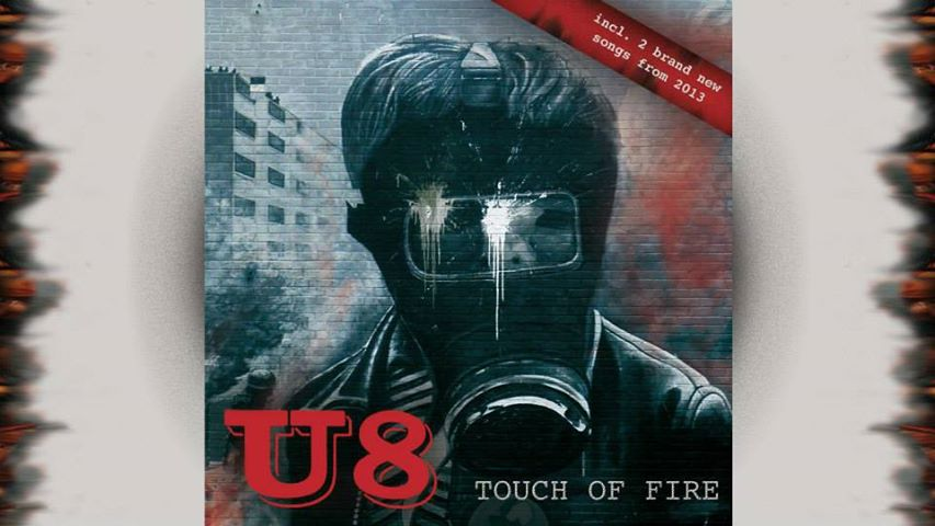 CD Cover Release Touch Of Fire