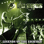 Legends Of The Eighties (EP und Single CD)