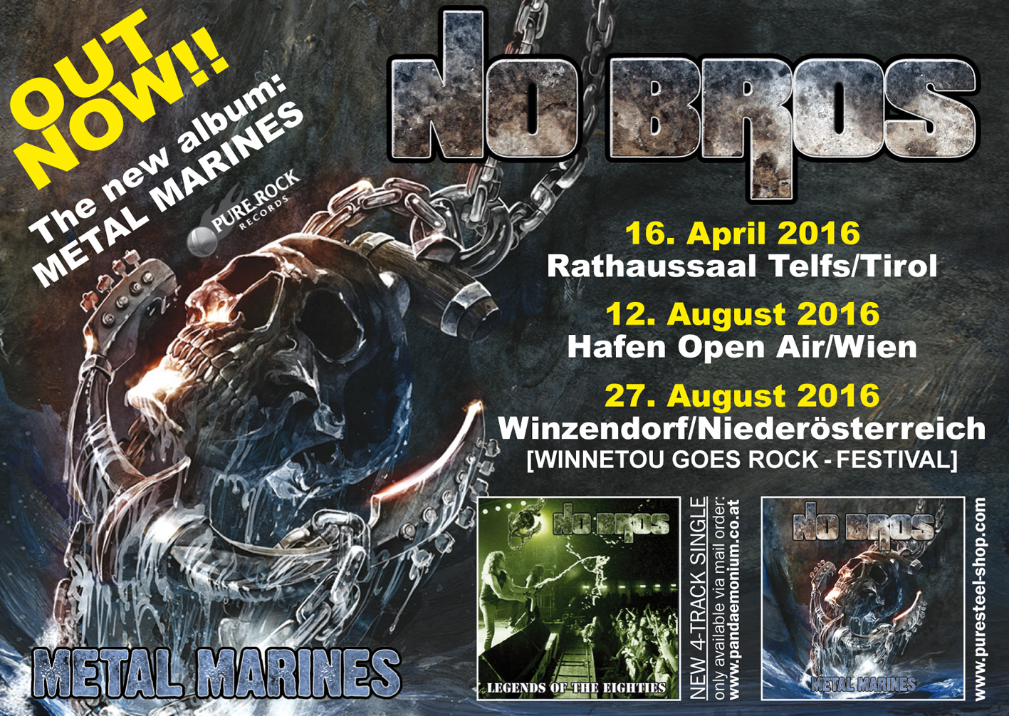 No Bros Telfs Hafen Open Air Winzendorf